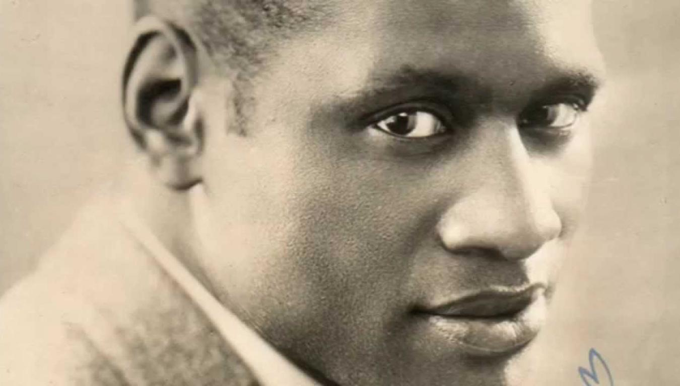 Paul Robeson Headshot